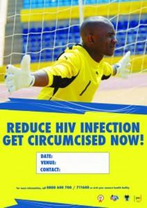 Botswana circumcision propaganda