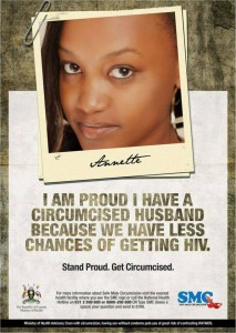 Circumcision propaganda...I am proud to have a circumcised husband