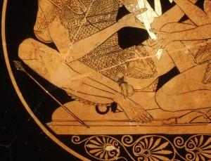 Patroklus' acroposthion