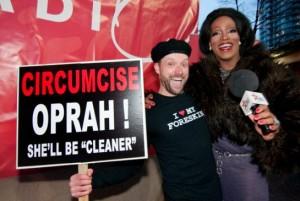 circumcise Oprah