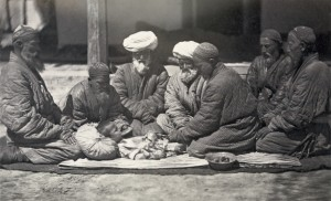 Circumcision in Central Asia in Turkestan (19th Century...1865 - 1872)