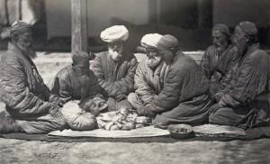 Circumcision in Central Asia in Turkestan (19th Century...1865 - 1872)