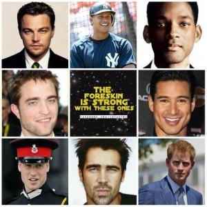 intact famous men
